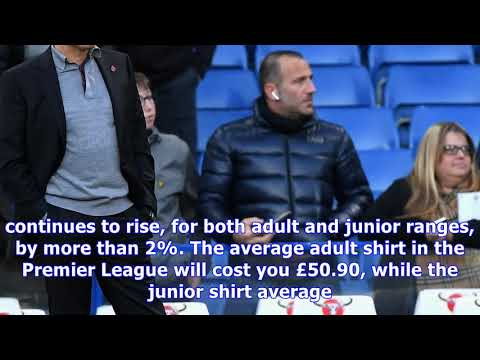 Price of football 2017: premier league clubs cut or freeze majority of prices