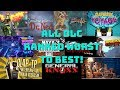 Ranking Every Borderlands DLC From Worst to Best!