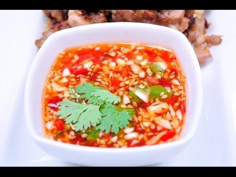 น้ำจิ้มหมูกระทะ Spicy Barbecue Sauce