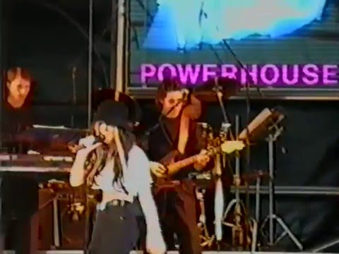 Alton Towers Live Show in 1994 - Full Recording of 'Music Powerhouse' by Kerry Wilson