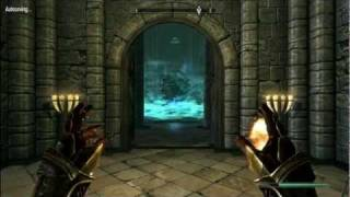 Skyrim TES V : Labyrİnthian Dungeon (Finding The Staff Of Magnus To Finally Defeat Ancano)