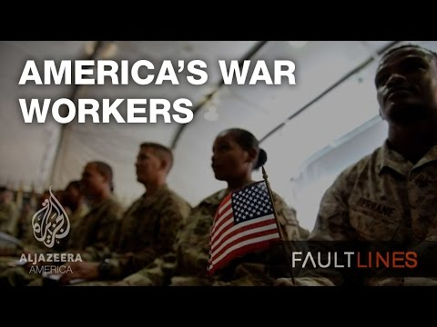 America's War Workers - Fault Lines