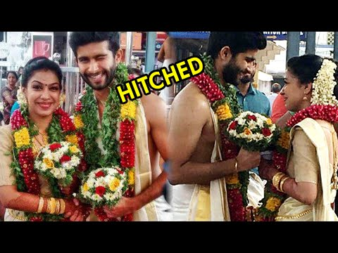 Inside Pics: Siddharth Menon Married | Unseen Wedding Pictures | Marathi  Actors Marriage Photos