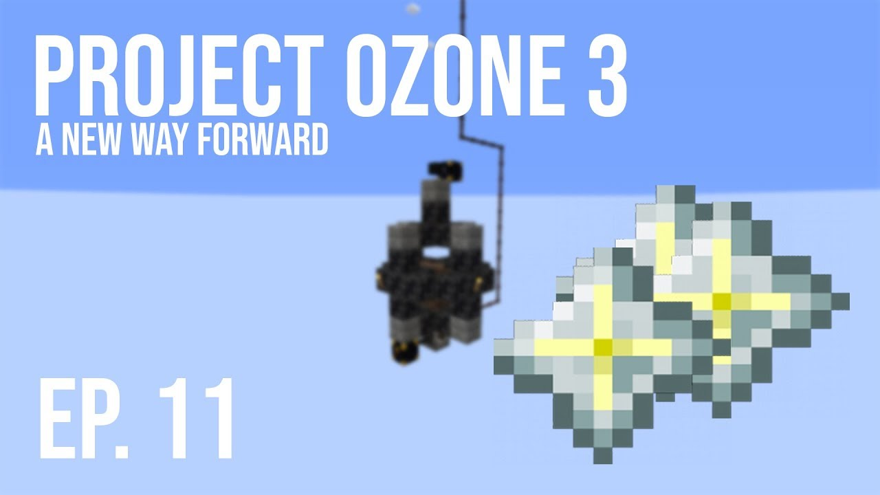 Project Ozone 3: A New Way Forward | Ep  11 | Auto Wither Masher!!!