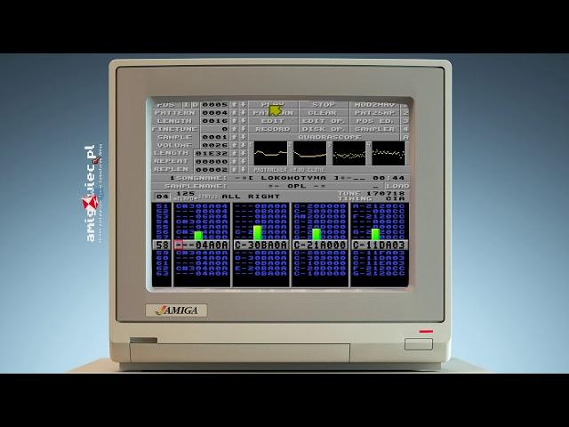 Lokomotywa | Amiga Protracker mod