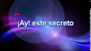 Joan Sebastian    Secreto De Amor karaoke