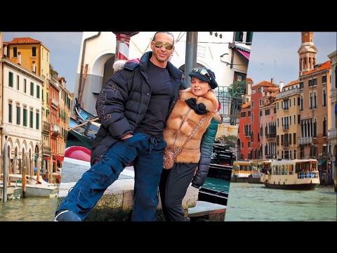 Наташа Королева и Тарзан в Венеции #фотоальбом (2013) ЭКСКЛЮЗИВ !