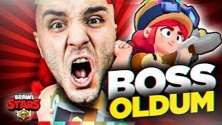 Boss Savaşları ( 1 vs 5 Büyük Oyun ) Brawl Stars