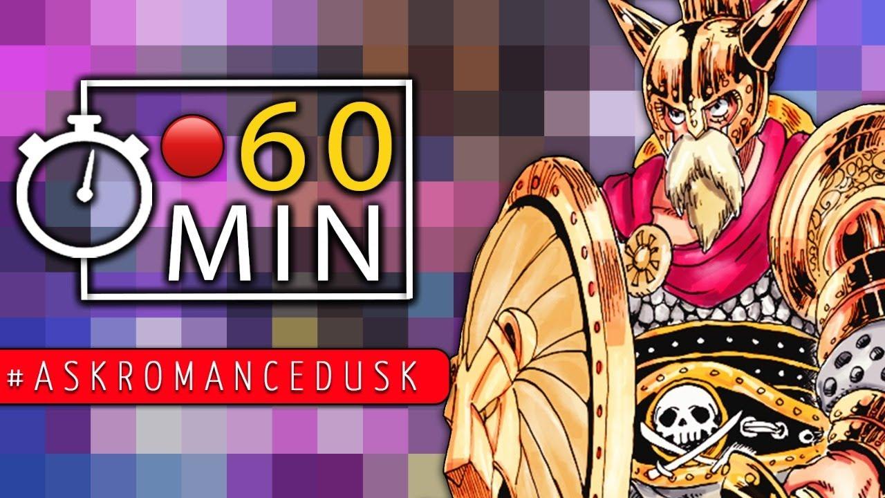 60 Minuten One Piece Live Q/A - #askromancedusk Folge 14