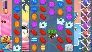 Candy Crush Saga Level 1539 【Hard Level】NO BOOSTER