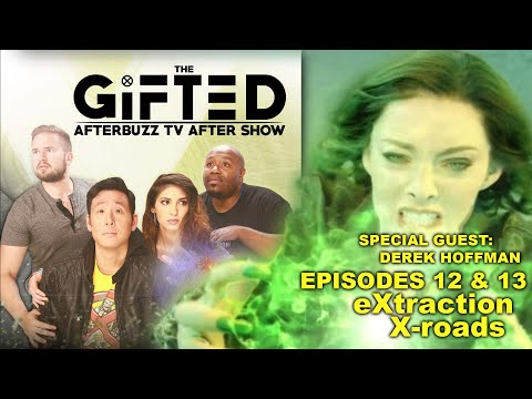 The Gifted Season 1 Episode 12 & 13 Review w/ Derek Hoffman | AfterBuzz TV