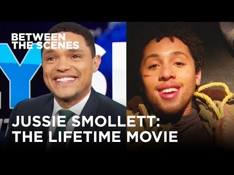 Jussie Smollett: The Lifetime Movie - Between the Scenes | The Daily Show
