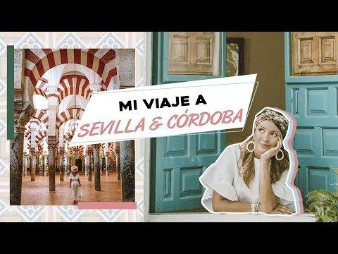 MI VIAJE A SEVILLA & CÓRDOBA   ALEXANDRA PEREIRA