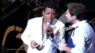 Jair Rodrigues e Daniel no Altas Horas 01/03/2009 - Majestade o sabiá
