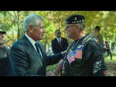 Remembering Vietnam: Chuck Hagel