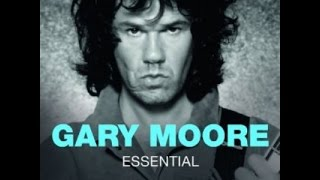 Gary Moore - Midnight blues Backing Track