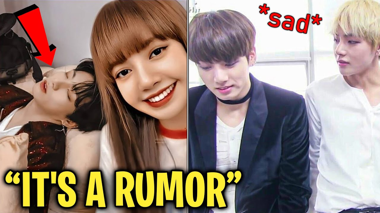 Download BTS V And BTS Jungkook Discuss Dating Rumors, Marriage and Girlfriends