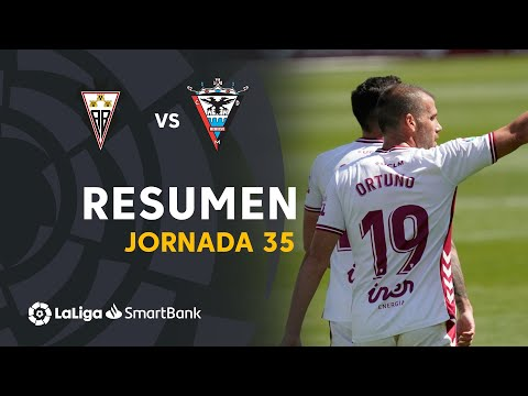Albacete Mirandes Goals And Highlights