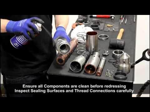 RMSpumptools - 2.75 PTX Blanking Plug Redress