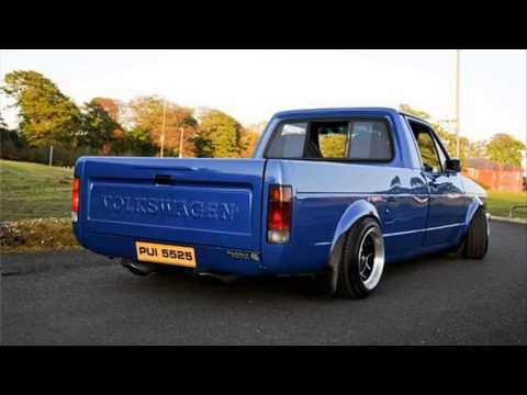 Volkswagen Caddy Pickup Youtube