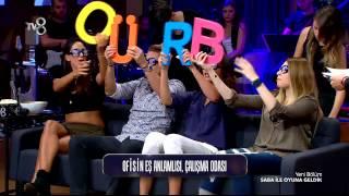 Saba ile Oyuna Geldik - Diz Beni Oyunu (1.Sezon 19.Bölüm)