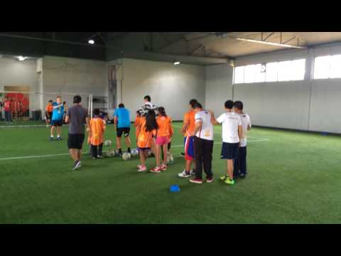 Football event with PERTH GLORIE Football Club