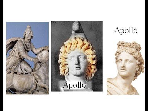 2002 5 3D Histiory Book of Ancient Godsギリシア彫刻・古代の神々の立体歴史書説byはやし浩司Hiroshi Hayashi