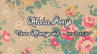 Alicia Keys - Tears always win (legendado)