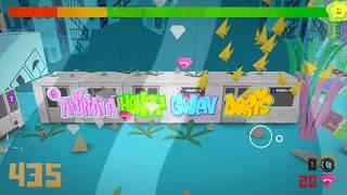 Vidéo in-game du jeu iPhone Derrick the Deathfin - iPhon.fr