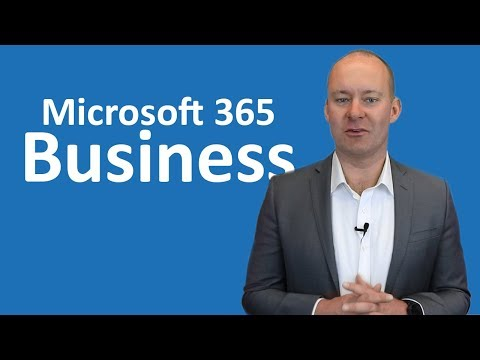 What is Microsoft 365 Business?