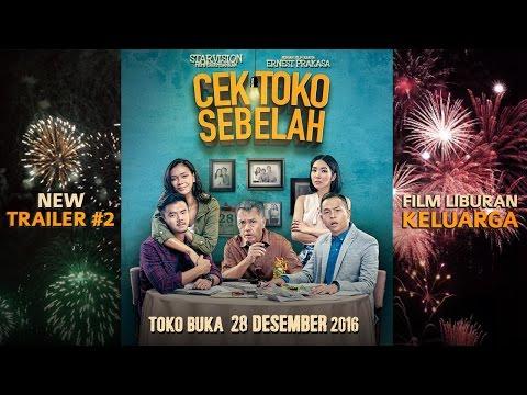 CEK TOKO SEBELAH OFFICIAL TRAILER #2 (A Film By Ernest Prakasa)