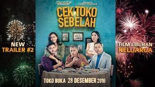 cek toko sebelah official trailer 2 a film by ernest prakasa