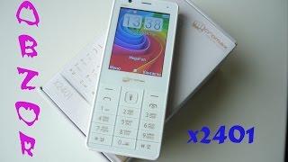 мобильный телефон Micromax X2401