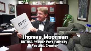 UNT Health Science Center - The 2013 Powder Puff Games