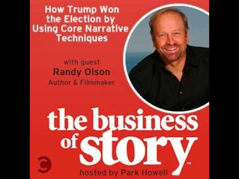 Brander in Chief: Dr. Randy Olson Explains the Power of Trump