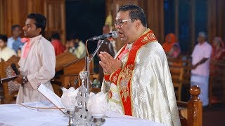 Holy Mass by Fr. George Nedumparambil Capuchin