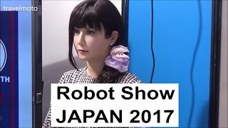 Robot Exhibition - JAPAN Show 2017