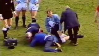 [88/89] Manchester City v Leicester, Mar 11th 1989