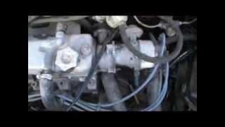 Установка зажигания двигателя(Показывается и объясняется как правильно отрегулировать зажигание в машине., 2013-12-08T16:01:10.000Z)