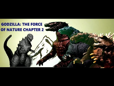 GODZILLA: The Force of Nature CHAPTER 2 - ||FULL MOVIE|| (2016)