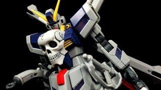 1/144 HGBF Crossbone Gundam Maoh | REVIEW 156