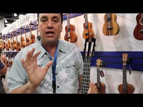 Kanile'a 'Ukulele Celebrates 20th Anniversary at NAMM 2018