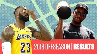 How LeBron, Kawhi and the biggest moves of the 2018 NBA offseason panned out | NBA on ESPN