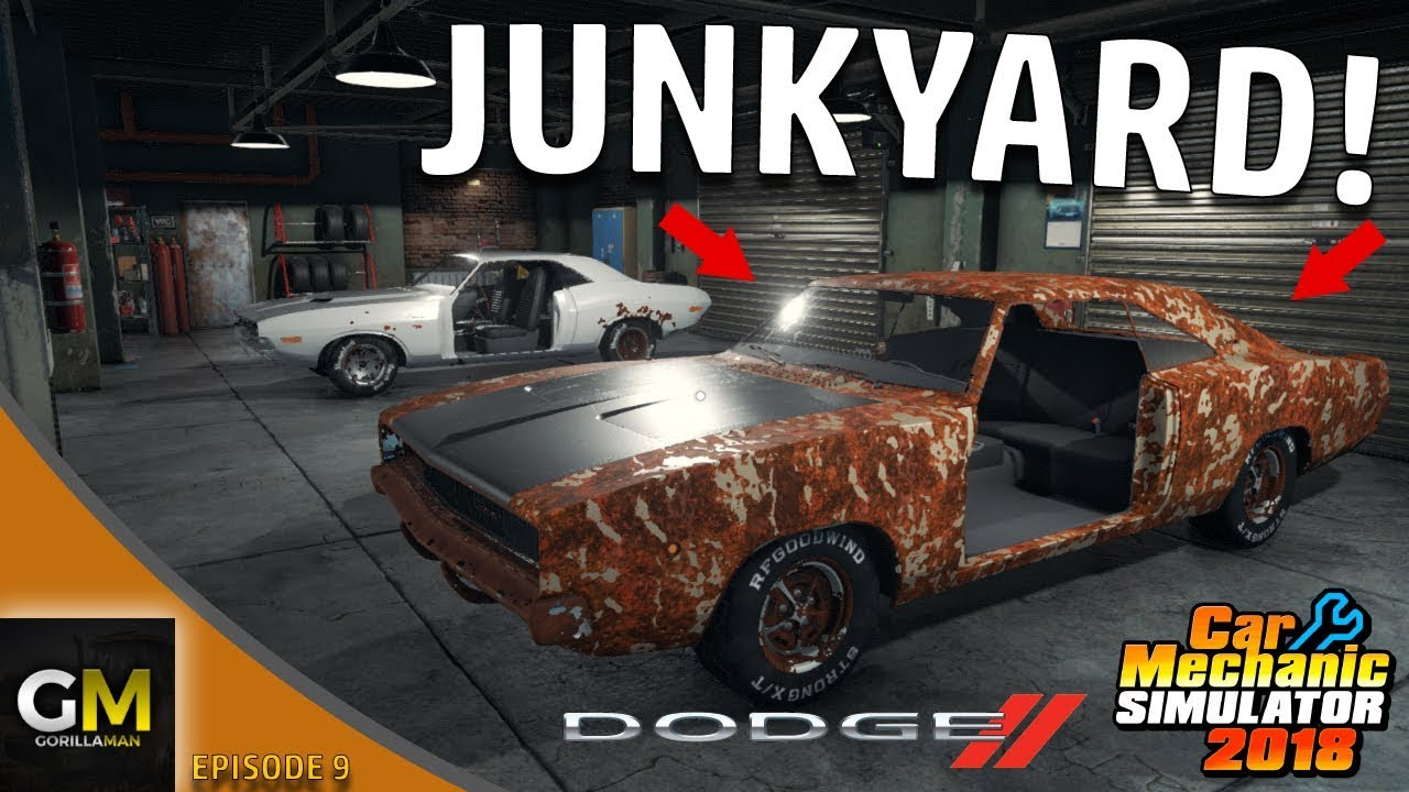 Junkyard Car Mechanic Simulator 2018 Hd