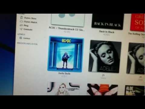 Musik in iTunes laden - eine Anleitung