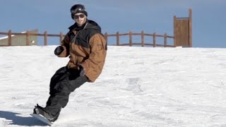 Basic Turning w/ Kevin Pearce and Jack Mitrani | TransWorld SNOWboarding