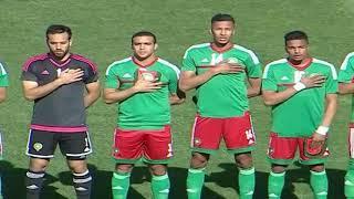 المغرب - موريتانيا مباشرة على الرياضية استعدادات المنتخب المحلي لنهائيات الشان 2018