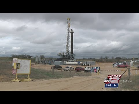 VIDEO: Report examines environmental impact of Eagle Ford companies