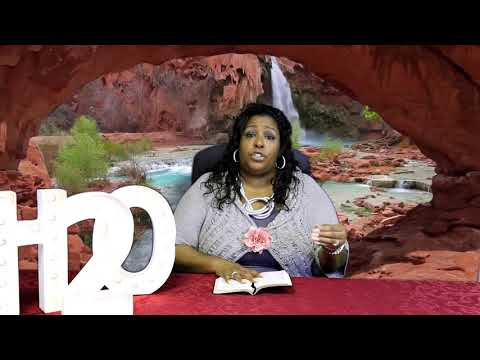 H2O His To Obey Global Alliance Ministries | Dr. Arcenia Finley | October 22, 2017