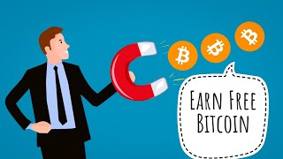 Top 5 Apps to earn free bitcoin daily | Earn Free Bitcoin | Crypto Argha